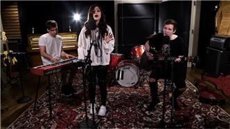 Against The Current live at Atlantic Records Recording Studio