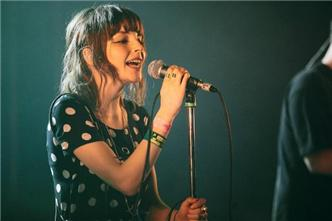 CHVRCHES live at Hype Hotel
