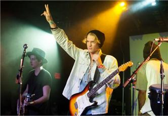 Cody Simpson live at Empire Garage