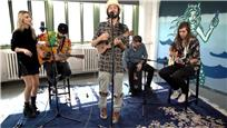 Crystal Fighters live at Baeble HQ