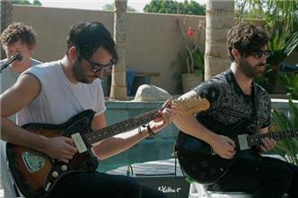 Foals live at Festival Fever Sessions