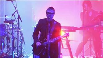 Interpol live at Enmore Theatre