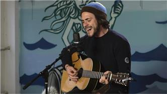 Jack Savoretti live at Baeble HQ