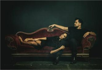 Johnnyswim live at Baeble HQ