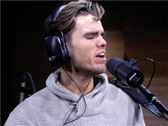 Kaleo live at Atlantic Records Recording Studio