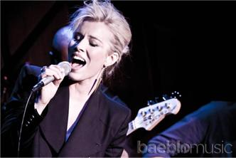 Natasha Bedingfield live at Rockwood Music Hall