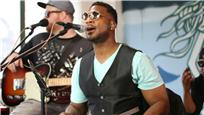 Robert Randolph and the Family Band  live at Baeble HQ