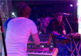Royal Canoe live at Stage 48
