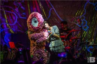 Rubblebucket live at Stage 48