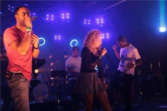 Rudimental live at Hype Hotel