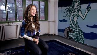 Skylar Stecker live at Baeble HQ