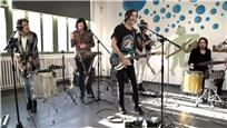 Streets of Laredo live at Baeble HQ