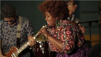The Suffers live at Industry City