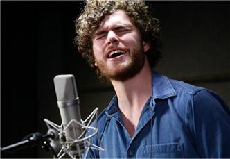Vance Joy live at Atlantic Records Recording Studio