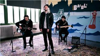You Me At Six live at Baeble HQ
