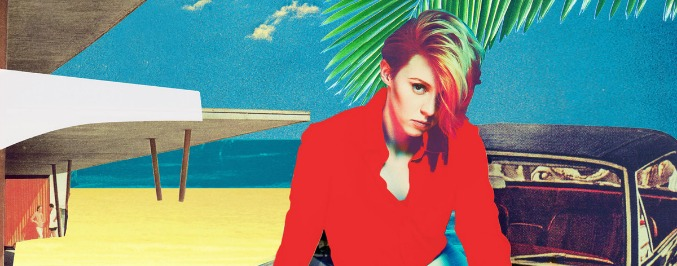 La Roux<br/> <i>Trouble in Paradise</i>