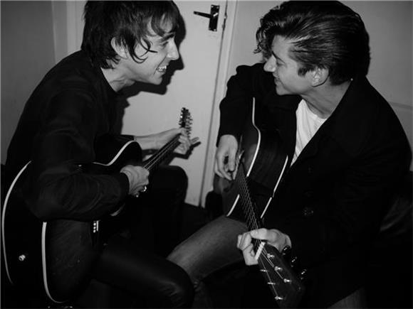 Arctic Monkeys Frontman Alex Turner Shares New Track From Side Project The Last Shadow Puppets