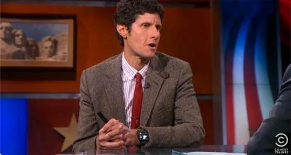 Mike D. Visits Colbert