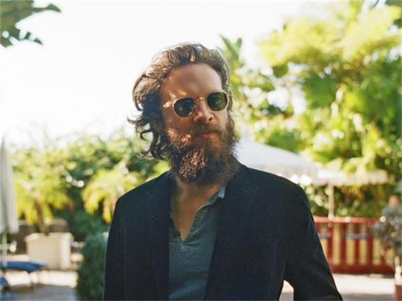 Father John Misty Brings His Swagger To Colbert