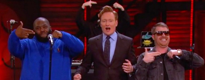 Watch Run The Jewels DO IT Live With 'Lie, Cheat, Steal' On Conan