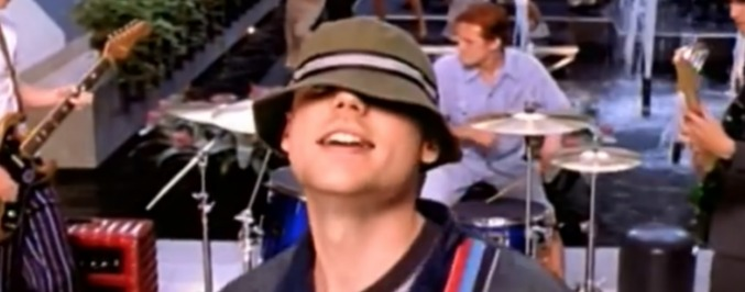 Flashback Friday: The New Radicals 'You Get What You Give'
