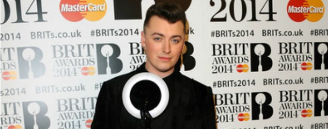 Sam Smith Takes Over The 2015 Brit Awards