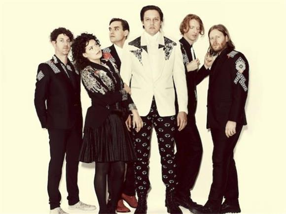 ARCADE FIRE IS BACK: New Song 'I Give You Power' with Mavis Staples