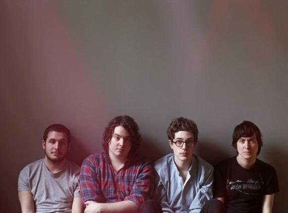 Listen to a Sample of Born Ruffians Upcoming LP