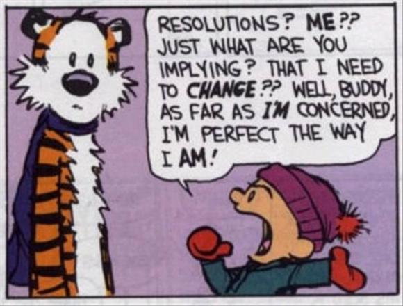 Baeble's New Year's Resolutions
