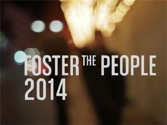 Foster The People Tease New Material for 2014