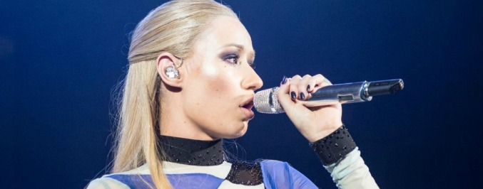 Iggy Azalea Diagnosed With Stress Related Jaw Disorder