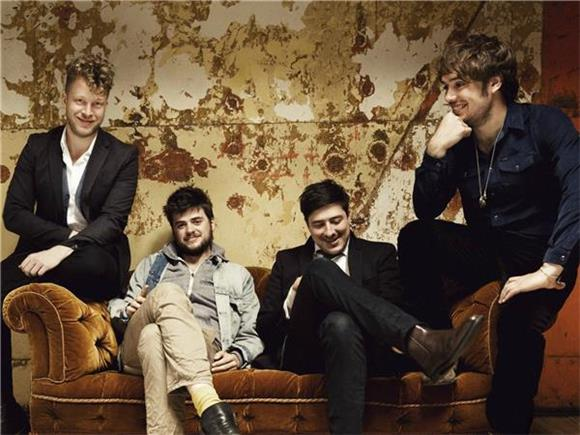 Which Actress Will A Member Of Mumford And Sons Marry Next