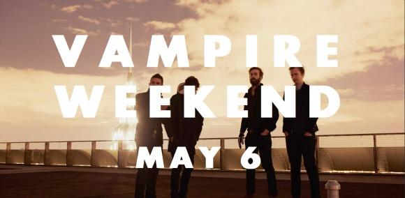 Hear a Live Recording of a Fresh Vampire Weekend Song