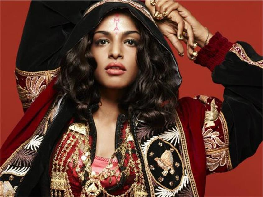 Listen to M.I.A.'s Alternate Version of 'A.M.P (All My People)'