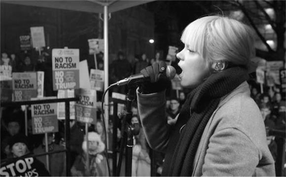Lily Allen's Shares Cover Of
