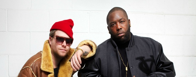 Watch Run the Jewels Perform in a Paris Train Station