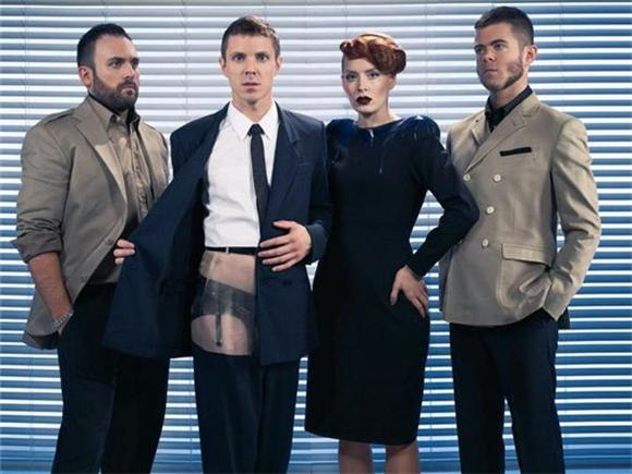 New Music Video: Scissor Sisters