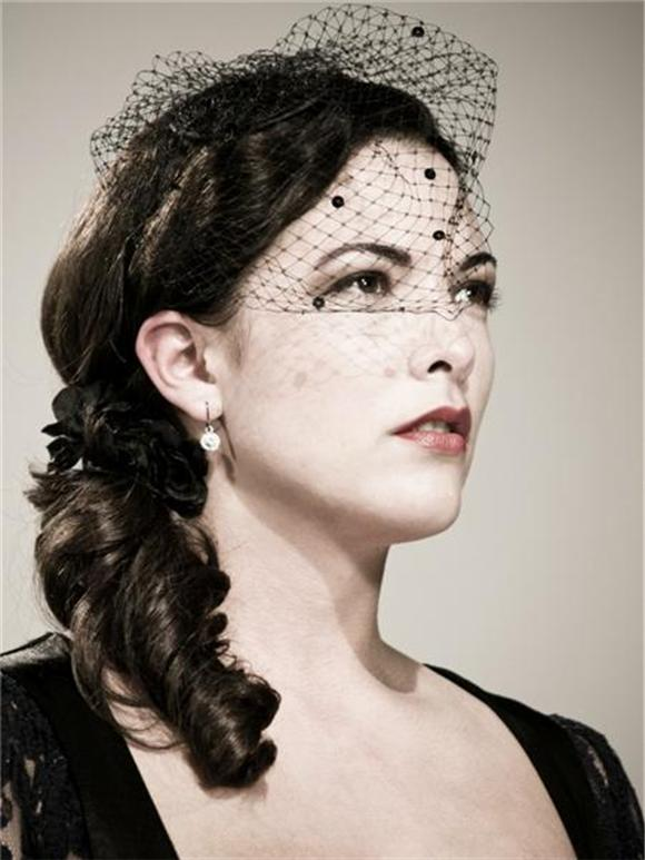 Meet Caro Emerald and Her Black-Lace Brand of Jazz