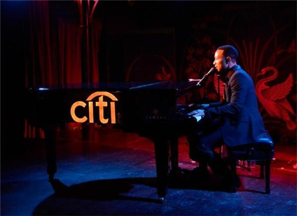 Out And About: John Legend at The McKittrick Hotel