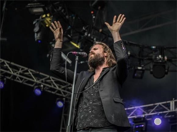 Father John Misty Releases Chilling New Song and Video 'Two Wildly Different Perspectives'