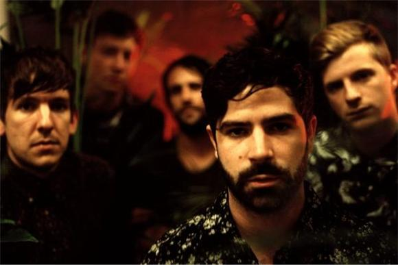 Breaking the Ice with Foals