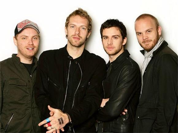 Coldplay Go To The 'Birds'