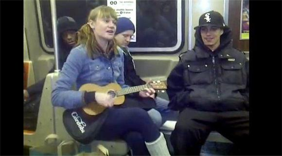 Subway Ride of the Day