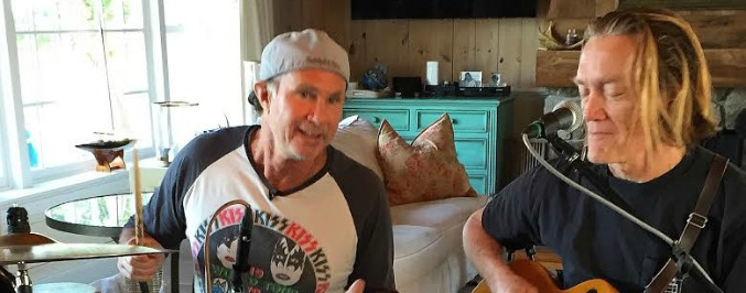 That's A Wrap: GE Smith's Floating Bridge With Chad Smith