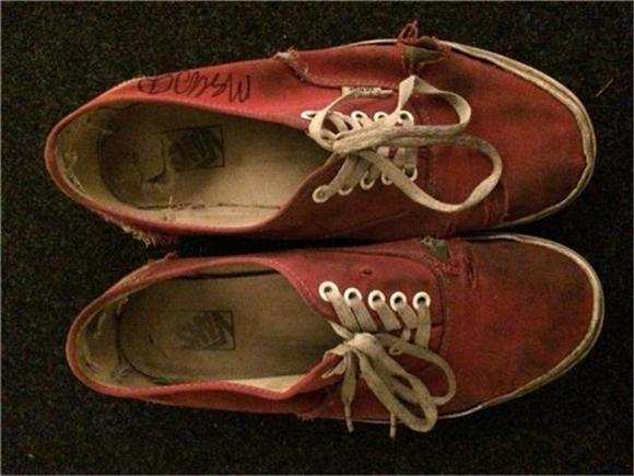 Mac DeMarco's Shoes Sold For 21k On Ebay