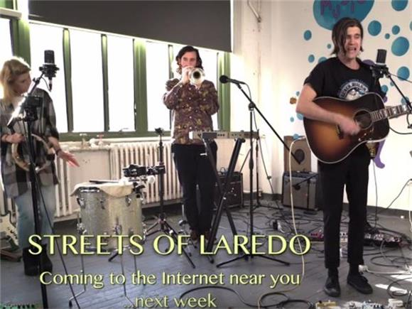 Coming To The Internet Next Week: Streets of Laredo In Session