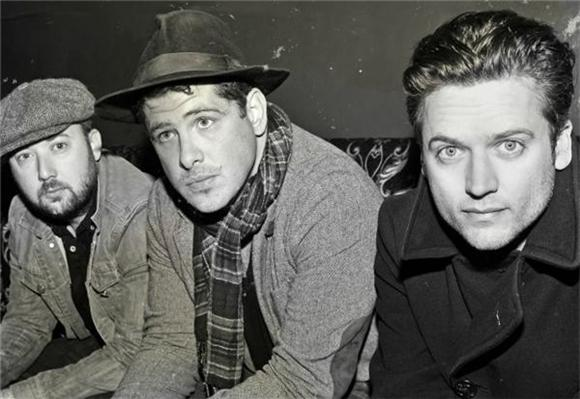 Now Playing: Augustines Anthemic Acoustic Session