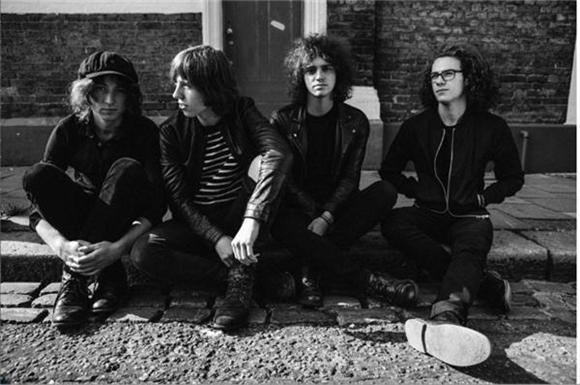 Watch: Catfish And The Bottlemen Take Over Late Night