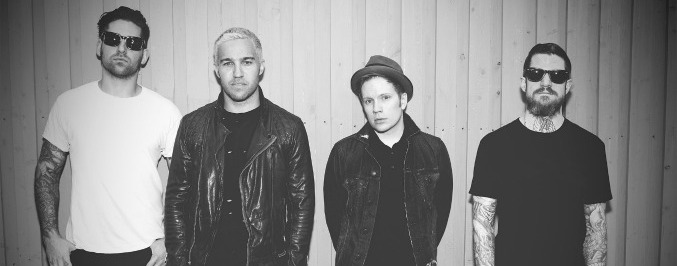 Fall Out Boy Stands Up For Spotify