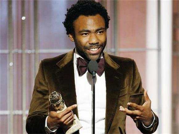 Donald Glover is On the Top of the World